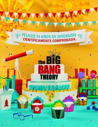 The Big Bang Theory Vertical - MQ